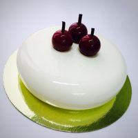 МИРУАР БЕЛЫЙ блестящая белая глазур, 5 кг