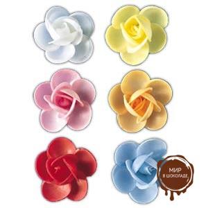 Вафельный цветок (короб 100 шт.)