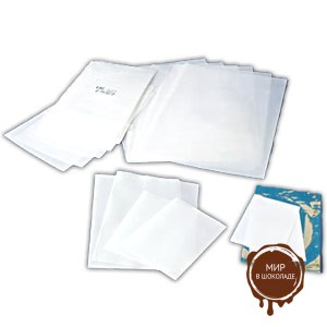 Бумага съедобная А4 для фототорта (короб 200 шт.)