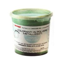 Краситель металлизированный порошковый зеленый 40 г (банка 1 шт.)