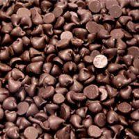 """Глазурь кондитерская  """"Шоколадные термостабильные капли 1200"""", 1 кг."""