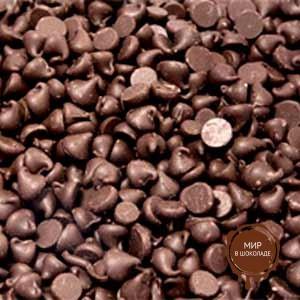 """Глазурь кондитерская  """"Шоколадные термостабильные капли 1200"""", 25 кг."""