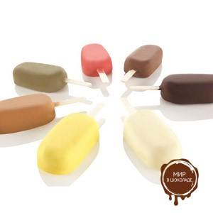 """Глазурь """"М"""" Шоколад, банка 5.5 кг."""