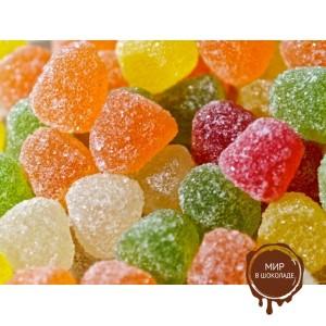 Паста фруктовая КЭНДИ ЗЕЛЕНОЕ ЯБЛОКО (банка 1.5 кг.)