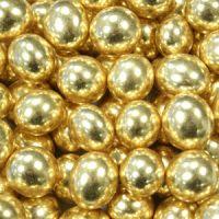 Украшение сахарное Золотой Фундук, 1 кг