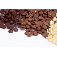 Шоколад молочный ШОКО ЛАТТЕ 30%, IRCA, упаковка 10 кг
