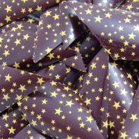 Трафаретный лист-пленка ДЕКОРШОК звезда, пакет 10 шт.