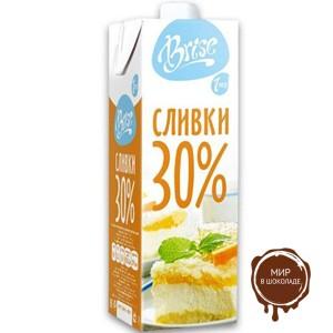 Сливки Бризе 30%,12 л., Россия