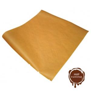 Пергаментная бумага для выпечки SILIDOR GOLD, 60*40см, 500 листов (SILG)