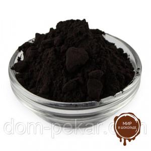 Какао порошок темно-алкализованный черный BL80 (Бразилия),  25 кг.