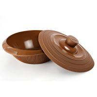 Чаша силиконовая для шоколада, 1 шт.