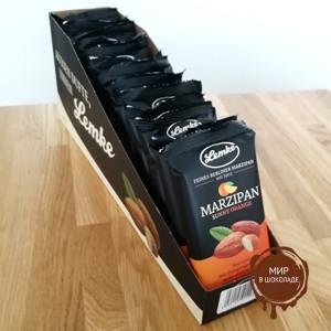 Паста сахарно-миндальная МАРЦИПАН Апельсин, пакет 0.2 кг.