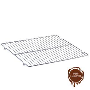 Решетка металлическая прямоугольная 400х600, 1 шт.