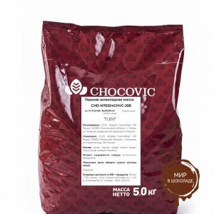 ГОРЬКИЙ ШОКОЛАД 71% CHOCOVIC в галетах, 5 кг.