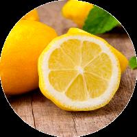 Лимон с цедрой сублимация, шайбы, 1 кг.