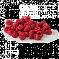 Малина, целые ягоды, 1 кг.