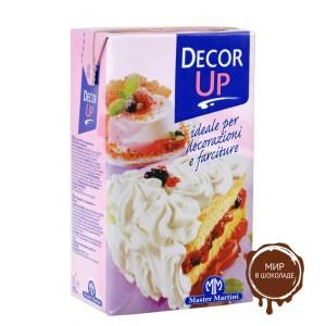 Сливки (крем на растительных маслах) для взбивания Decor Up Декор Ап, 1*12 л.
