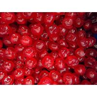 Вишня засахаренная красная Red jumbo cherry (ведро 5кг)