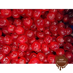 Red Jumbo Cherries, ведро 5 кг