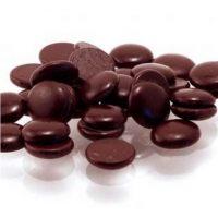 Шоколад темный Ariba Fondente Dischi 54 (32/34) , 1 кг