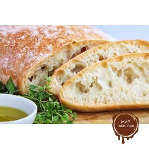 Master Pan Ciabatta C10, концентрированная смесь для итальянского хлеба чабатта, 10 кг