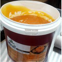Mirall Maracuja, зеркальная глазурь со вкусом маракуйи для покрытия кондитерских изделий, ведро 5 кг