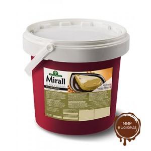Mirall Pistacchio, зеркальная глазурь со вкусом фисташки для покрытия кондитерских изделий, ведро 5 кг