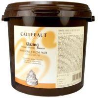 САХАРНАЯ МАССА ДЛЯ МОДЕЛИРОВАНИЯ, Callebaut, 7 кг.
