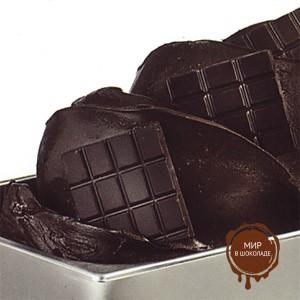 База для мороженого ШОКОЛАД ШВЕЙЦАРСКИЙ ТЕМНЫЙ, 1,5 кг.