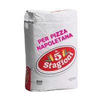 Мука Le 5 Stagioni из мягких сортов пшеницы типа 00 Пицца Наполетана (розовый лейбл), 1 кг.*10 шт.