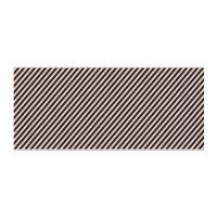 Бордюрная лента с рисунком Линии, 45 мм, 40 мкр, 550 м