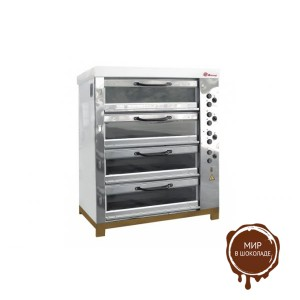 Хлебопекарная ярусная печь ХПЭ-750/4C