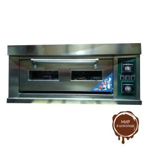 Печь хлебопекарная электрическая ярусная YXD (1-2), 1 ярус, 2 противня (AR) FoodAtlas Pro