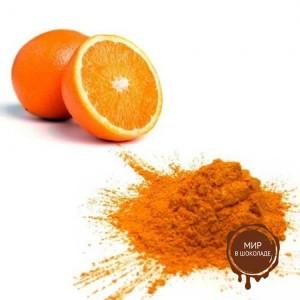 Апельсин с цедрой сублимация, порошок, 5 кг.