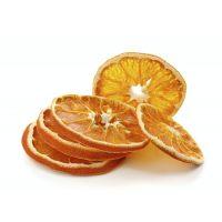 Апельсин с цедрой сублимация, сегмент (1/4 или 1/2), 1 кг.