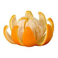 Апельсин без цедры сублимация, кусочки 0-5 мм., 1 кг.