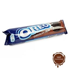 Oreo Chocolate Crème - Печенье с шоколадной начинкой 154 гр.
