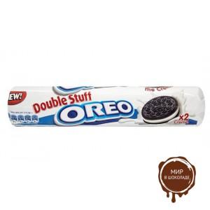 Печенье Oreo двойной крем 185 гр.