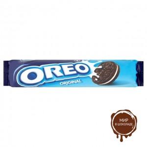 Oreo Original - Классическое печенье с ванильной начинкой 154 гр.