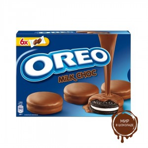 Печенье Oreo Choc Milk 246 гр