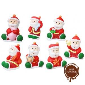 "Сахарная фигурка - ""Дед Мороз"""