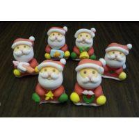 Сахарная фигурка Дед Мороз, 4 см.