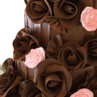 Паста универсальная ДАМА шоколад, ведро 5 кг.
