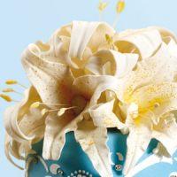 Паста цветочная ДАМА ТОП, пакет 2.5 кг.