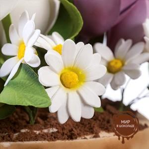 Паста для цветов/кружев ДЭЙЗИ  0.5 кг.