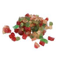 ЦУКАТЫ трехцветные кубики  PatisFrance, 5 кг.