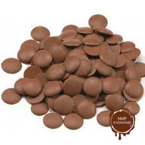 Шоколад молочный 36% Caramel таблетки, CEMOI серии Exception, 2кг.*4 шт.