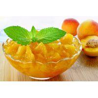 Начинка плодово-ягодная нетермостаб. с кусочками фруктов Персик 1.2.5.2, 20 кг.