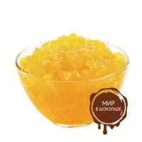 Начинка плодово-ягодная нетермостаб. с кусочками фруктов Лимон 1.2.5.2, 20 кг.