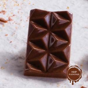 Форма для шоколадных мини-плиток НЕАПОЛЬ ПИРАМИДА, 1 шт.